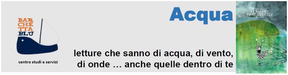Banner ACQUA Barchetta Blu