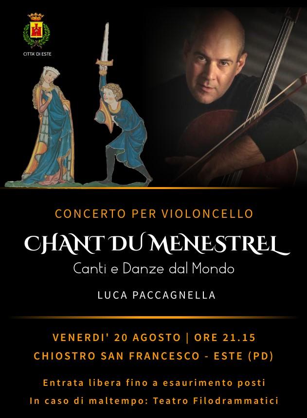 Luca Paccagnella 20 agosto