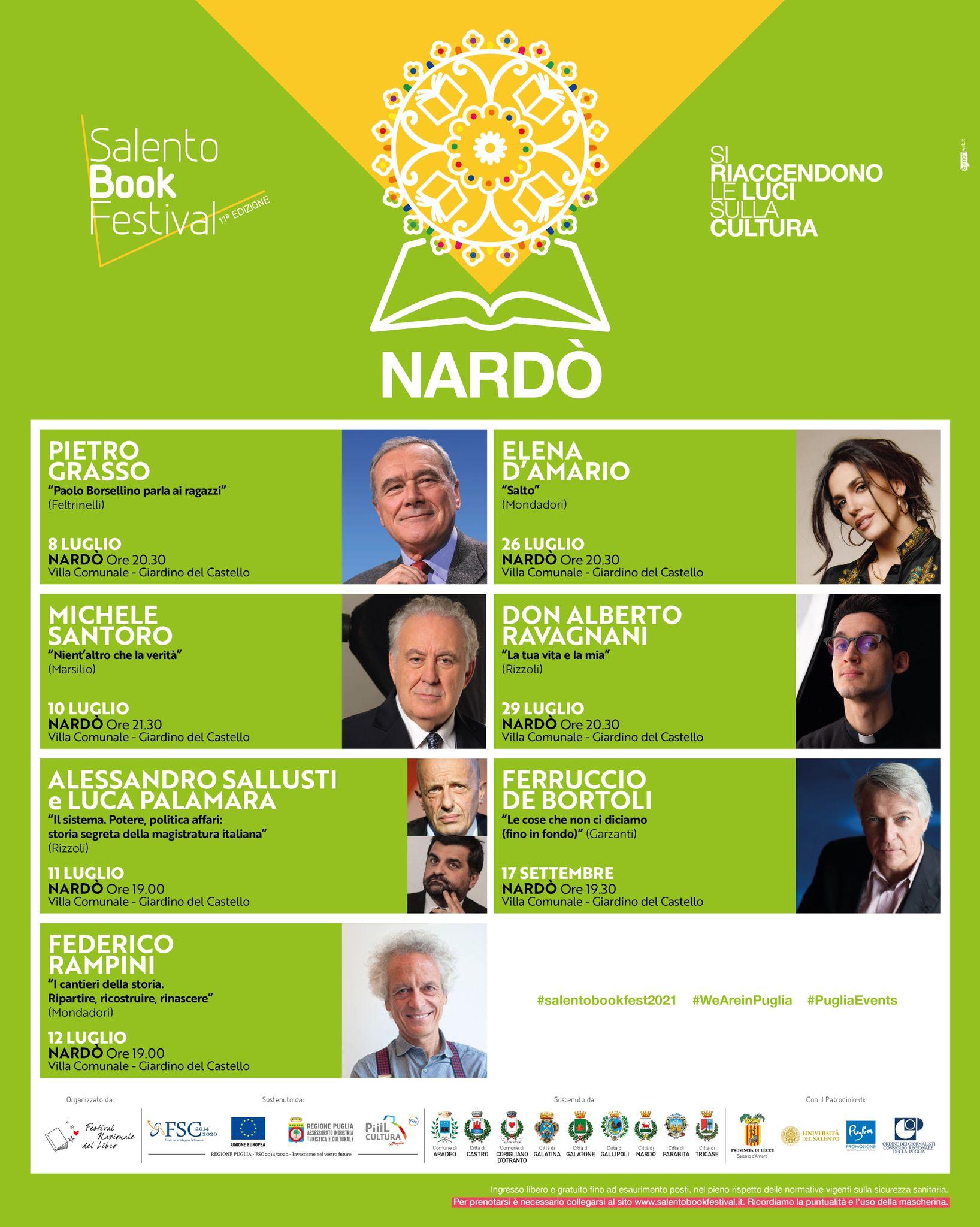 salento book festival