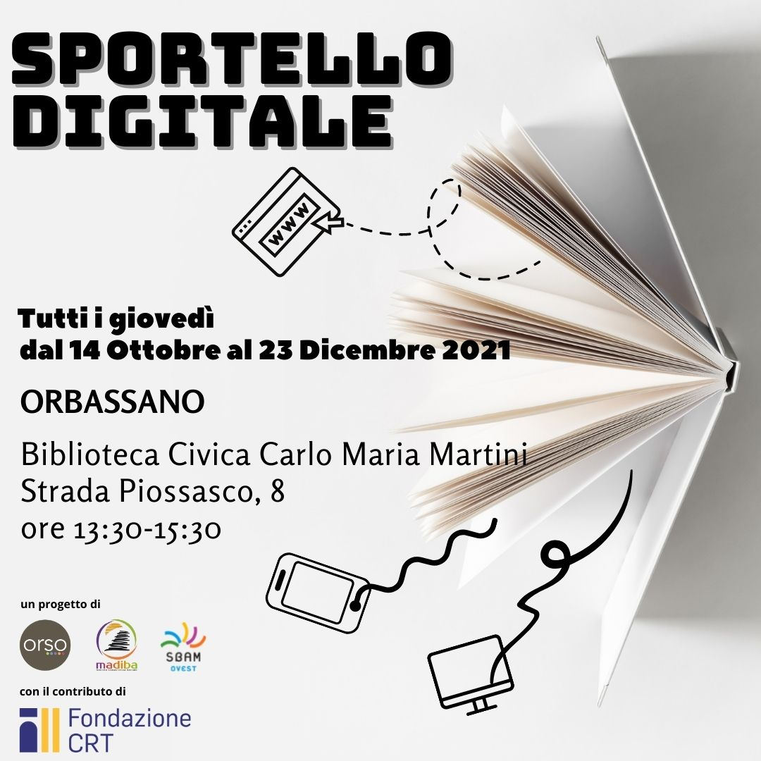 Orbassano_Sportello digitale_Web