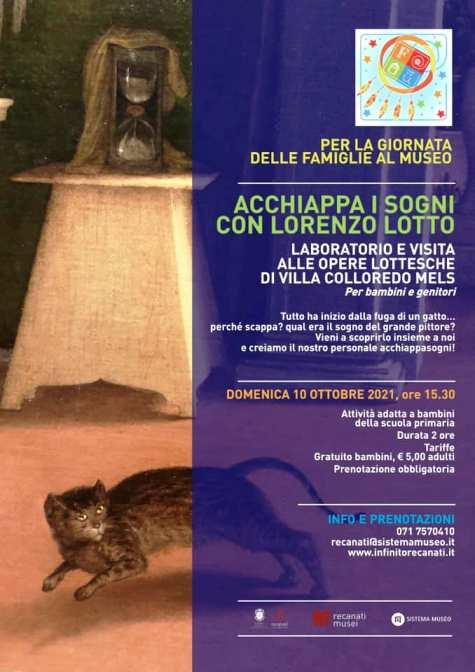 Acchiappa i sogni con Lorenzo Lotto1